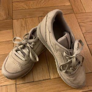 Reebok trainer sneakers